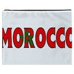 Morocco Cosmetic Bag (XXXL)