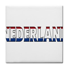 Netherlands Face Towel