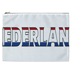 Netherlands Cosmetic Bag (xxl)