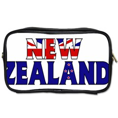 New Zealand Travel Toiletry Bag (One Side)