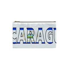 Nicaragua Cosmetic Bag (Small)