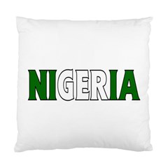 Nigeria Cushion Case (One Side)