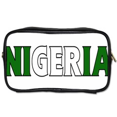 Nigeria Travel Toiletry Bag (One Side)
