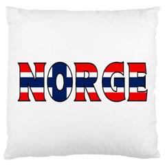 Norway Large Cushion Case (One Side)
