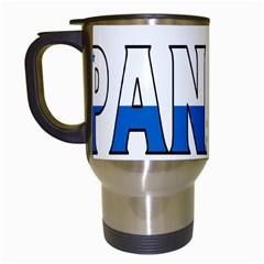 Panama Travel Mug (white)