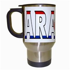 Paraguay Travel Mug (white)