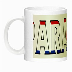 Paraguay Glow in the Dark Mug