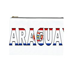 Paraguay Cosmetic Bag (large)