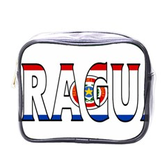 Paraguay Mini Travel Toiletry Bag (One Side)