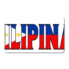Phillipines2 Magnet (Rectangular)