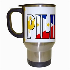 Phillipines2 Travel Mug (white)