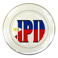 Phillipines2 Porcelain Display Plate