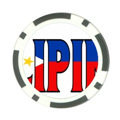 Phillipines2 Poker Chip
