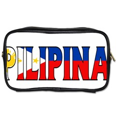 Phillipines2 Travel Toiletry Bag (One Side)