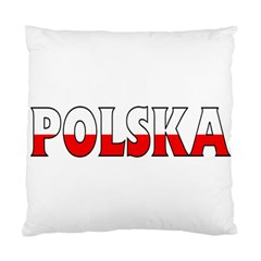 Poland2 Cushion Case (One Side)