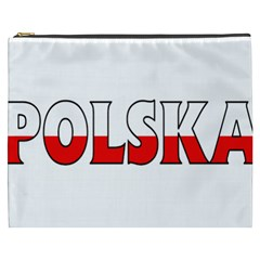 Poland2 Cosmetic Bag (XXXL)