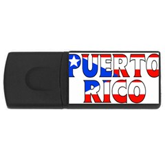 Pr 2GB USB Flash Drive (Rectangle)