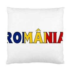 Romania Cushion Case (one Side)
