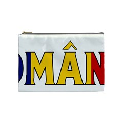 Romania Cosmetic Bag (Medium)