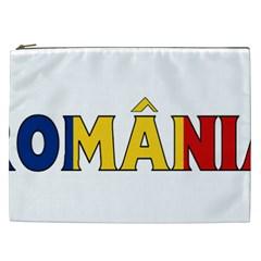 Romania Cosmetic Bag (xxl)