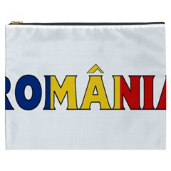 Romania Cosmetic Bag (XXXL)
