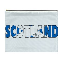 Scotland Cosmetic Bag (xl)