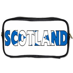 Scotland Travel Toiletry Bag (One Side)
