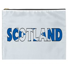 Scotland Cosmetic Bag (XXXL)