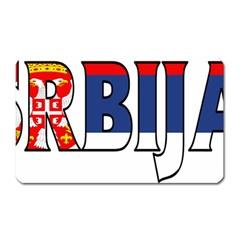 Serbia2 Magnet (Rectangular)