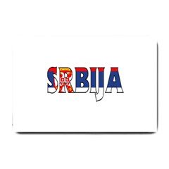 Serbia2 Small Door Mat