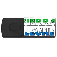 Sierra 1GB USB Flash Drive (Rectangle)