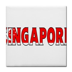 Singapore Face Towel