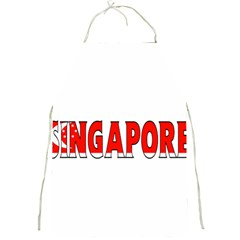 Singapore Apron