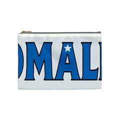 Somalia Cosmetic Bag (Medium)