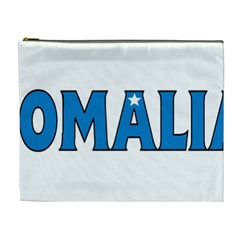 Somalia Cosmetic Bag (xl)