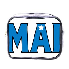 Somalia Mini Travel Toiletry Bag (One Side)