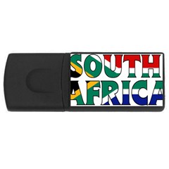 South Africa 2GB USB Flash Drive (Rectangle)