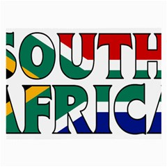 South Africa Glasses Cloth (Large)