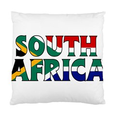 South Africa Cushion Case (One Side)