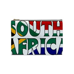 South Africa Cosmetic Bag (Medium)