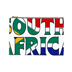 South Africa Cosmetic Bag (Large)