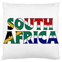 South Africa Large Cushion Case (One Side)
