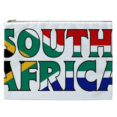 South Africa Cosmetic Bag (xxl)
