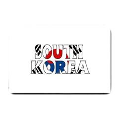 South Korea Small Door Mat