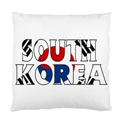 South Korea Cushion Case (One Side)