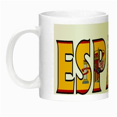 Spain Glow in the Dark Mug