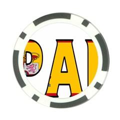 Spain Poker Chip 10 Pack