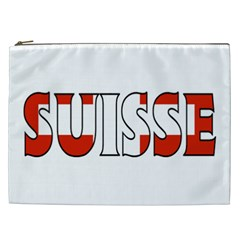 Switzerland 2 Cosmetic Bag (XXL)