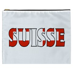 Switzerland 2 Cosmetic Bag (XXXL)