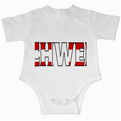 Switzerland 3 Infant Creeper